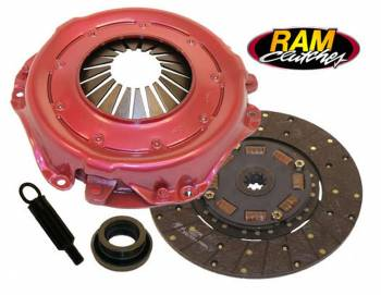 "Ram Automotive - RAM Automotive Early GM Cars Clutch 10.5"" x 1-1/8"" 10 Spline"