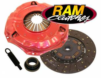"Ram Automotive - RAM Automotive Early GM Cars Clutch 11"" x 1-1/8"" 10 Spline"
