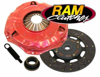 """Ram Automotive - RAM Automotive Early GM Cars Clutch 11"""" x 1-1/8"""" 26 Spline"""