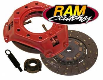 """Ram Automotive - RAM Automotive Ford Lever Style Clutch 11"""" x 1-1/16"""" 10 Spline"""