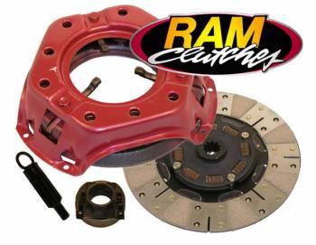 """Ram Automotive - RAM Automotive Ford Lever Style Clutch 10.5"""" x 1-1/16"""" 10 Spline"""