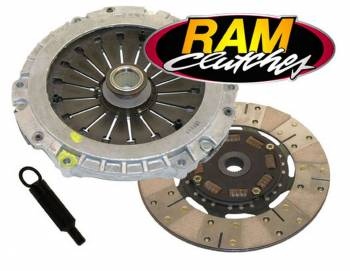Ram Automotive - RAM Automotive Power Grip Clutch Set GM LT-1