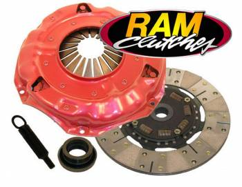 "Ram Automotive - RAM Automotive Powergrip HD Clutch Set GM 11"" x 1-1/8-26"