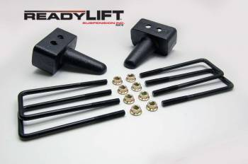 ReadyLift - ReadyLift 3 in. Block Kit - OEM Style Model Specific Rear Blocks