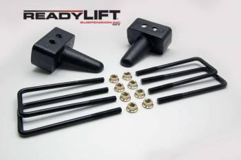 ReadyLift - ReadyLift 3 in. Block Kit - OEM Style Model Specific Rear Blocks