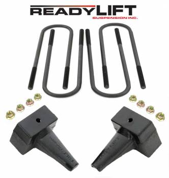 ReadyLift - ReadyLift 4 in. Block Kit - OEM Style Model Specific RR Blks