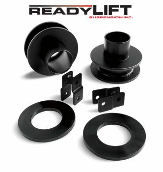 ReadyLift - ReadyLift 2.5 in. Front Leveling Kit - Coil Spacers Allows Up To 37 in. Tire