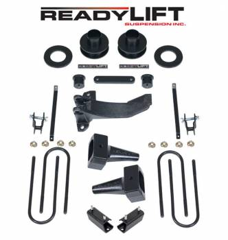 ReadyLift - ReadyLift 2.5 in. Lift Kit - Allows Up To 37 in. Tire