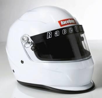 RaceQuip - RaceQuip PRO15 Helmet - White - X-Small