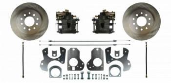 Right Stuff Detailing - Right Stuff Detailing Rear Disc Conversion 78-88 GM 10 Bolt
