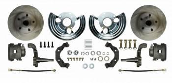 Right Stuff Detailing - Right Stuff Detailing Disc Brake Conversion62-72 B/E Body Chrysler