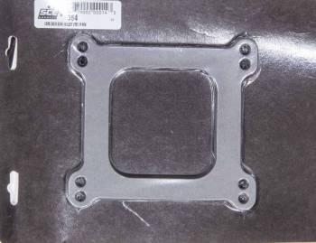 SCE Gaskets - SCE Carburetor Base Gaskets - Holley 4-BBL Open (10 Pack)
