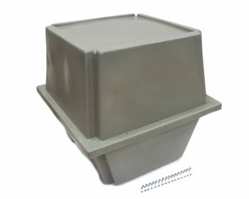 Scribner Plastics - Scribner Plastics Engine Case - Universal