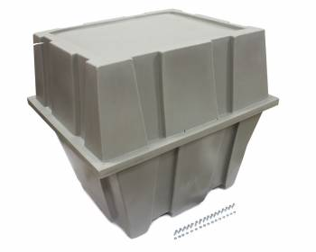 Scribner Plastics - Scribner Ultra Large Engine Shipping Case