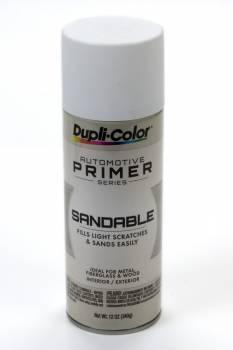 Dupli-Color - Dupli-Color® Premium Sandable Primer - 12 oz. Can - White