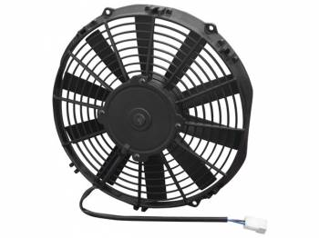 "SPAL Advanced Technologies - SPAL 11"" Pusher Fan Straight Blade - 970 CFM"