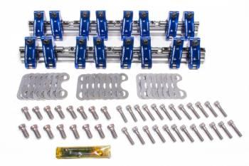 Scorpion Performance - Scorpion Performance Endurance Series Rocker Arm Shaft Mount 1.50 Ratio Full Roller - Aluminum