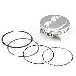 """Sportsman Racing Products - Sportsman Racing Products Professional Series Piston and Ring Forged 4.040"""" Bore 1.2 x 1.5 x 3.0 mm Ring Groove - Plus 7.0 cc"""