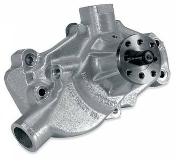 Stewart Components - Stewart Stage 3 Aluminum Water Pump - Chevrolet SB - Short