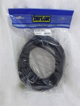 Taylor Cable Products - Taylor Cable Products Spiro-Pro Spark Plug Wire Spiral Core 8 mm Black - 30 ft Spool