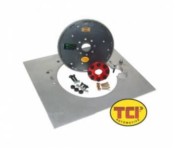 TCI Automotive - TCI 383-440 Chrysler to Chevy Transmission Adapter Kit 6-Hole