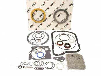 TCI Automotive - TCI 727 Master Racing Overhaul Kit 24-Spline 71-up