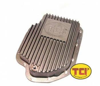 TCI Automotive - TCI TH400 Extra Deep Cast Aluminum Pan