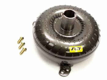TCI Automotive - TCI TH350/400 Break-A-Way Converter GM ' 65-' 91 TH350/400, Anti-Ballooning Plate