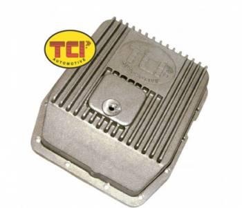 TCI Automotive - TCI AOD/AODE/4R70W Cast Aluminum Pan