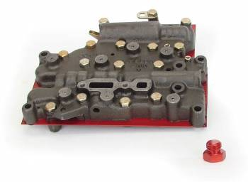 TCI Automotive - TCI Powerglide Clutchless Style Valve Body w/ Low Gear Only