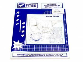 TCI Automotive - TCI 727/904 Transmission Tech Manual