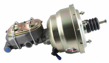 "Tuff Stuff Performance - Tuff Stuff 8"" Dual Diaphragm Booster Combo w/ 2071 Master Cylinder"