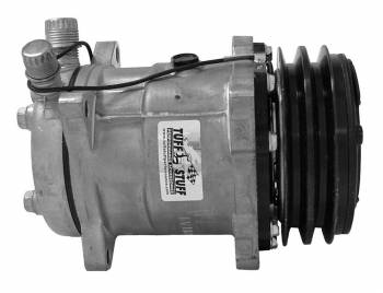 Tuff Stuff Performance - Tuff Stuff 508 Compressor R134A Plain