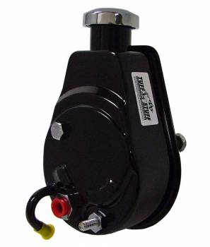 Tuff Stuff Performance - Tuff Stuff Saginaw Power Steering Pump Black 850 psi