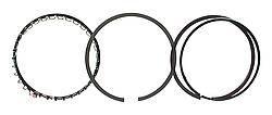 "Total Seal - Total Seal Claimer Gapless Piston Ring Set - 4.000"" Ring Size (+.040""), 5/64"" Top Ring - 5/64"" 2nd Ring - 3/16"" Oil Ring"