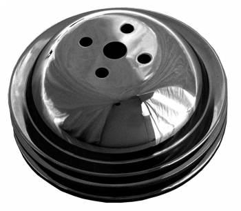 "Trans-Dapt Performance - Trans-Dapt Water Pump Pulley - 6.3"" Diameter"