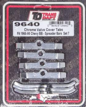 Trans-Dapt Performance - Trans-Dapt Valve Cover Spreader Bar - Chrome Plated Steel