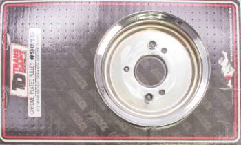"Trans-Dapt Performance - Trans-Dapt Crankshaft Pulley - 7.6"" Diameter"