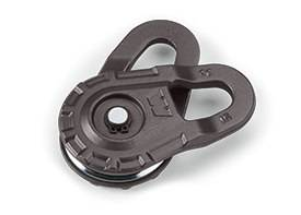 Warn - Warn Epic Snatch Block Pulley Block 5,000 lb Capacity Eyelet Atachment Steel - Black Powder Coat