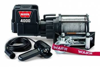 Warn - Warn Works 3700 Winch