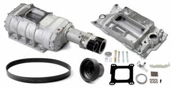 Weiand - Weiand Pro-Street Supercharger Kit - 177 Blower