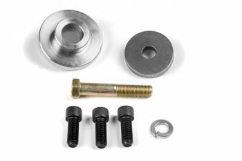 Weiand - Weiand Locating Pilot SB Chevy Accessory Drive Pulley