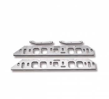 Weiand - Weiand Intake Manifold Spacer Kit - Standard BB To Tall Deck