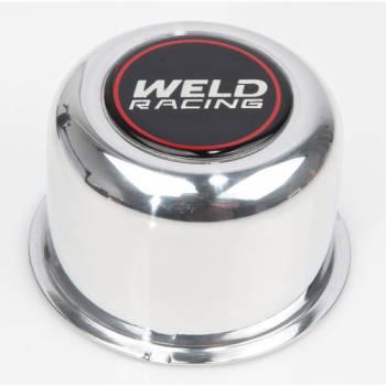 "Weld Racing - Weld Polished Center Cap 5 Lug Application - 2.20"""