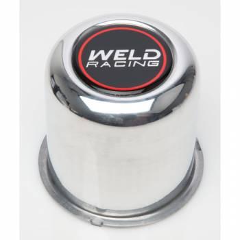 """Weld Racing - Weld Aluminum Center Cap 3-1/8"""" Diameter"""