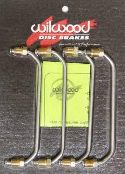 """Wilwood Engineering - Wilwood Superlite IIA Crossover Tube - 1.75"""" Rotor - (4 Pack)"""