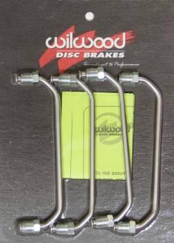 """Wilwood Engineering - Wilwood Superlite IIA Crossover Tube - 1.38"""" Rotor - (4 Pack)"""