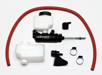 """Wilwood Engineering - Wilwood Compact Remote Side Mount Master Cylinder - 1"""" Bore"""