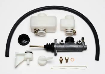 "Wilwood Engineering - Wilwood 7/8"" Combination Master Cylinder Kit (1.2"" Stroke)"