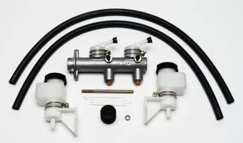 """Wilwood Engineering - Wilwood Tandem Remote Master Cylinder - 1"""" Bore"""